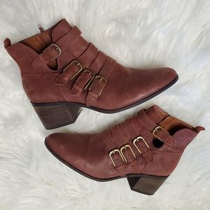 Lucky Brand Boots Loreniah Women's 8.5 M